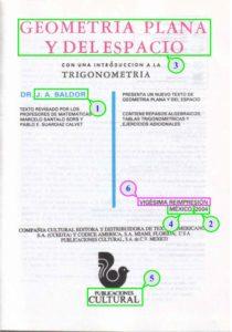 Baldor J A 2004 Geometria plana y del Espacio Tesis profesionales - 3